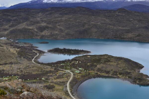Mirador Cóndor Torres del Paine
