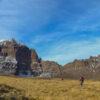 Trekking en Sierra Baguales