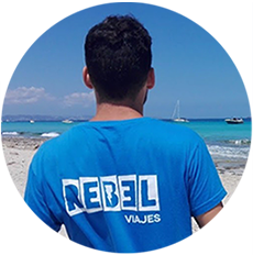 Camiseta Rebel Viajes