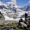 Valle del Francés en el Parque Torres del Paine