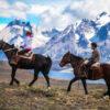 Cabalgata en la Patagonia