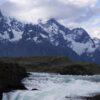 Paine Grande en el Parque Nacional Torres del Paine