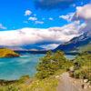 Camino Circuito O Parque Torres del Paine