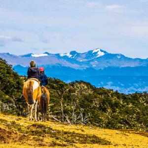 Cabalgata Cerro Dorotea