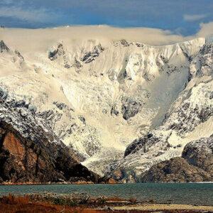 Cordillera Darwin, Tierra del Fuego
