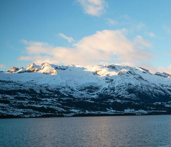 Seno Almirantazgo, Tierra del Fuego